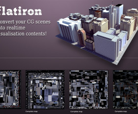 Flatiron for 3ds Max