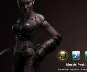 Di-O-Matic Muscles Pack