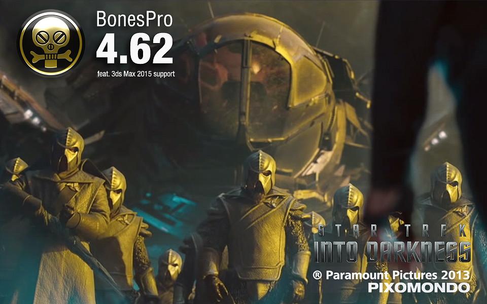 BonesPro 4.62 released!