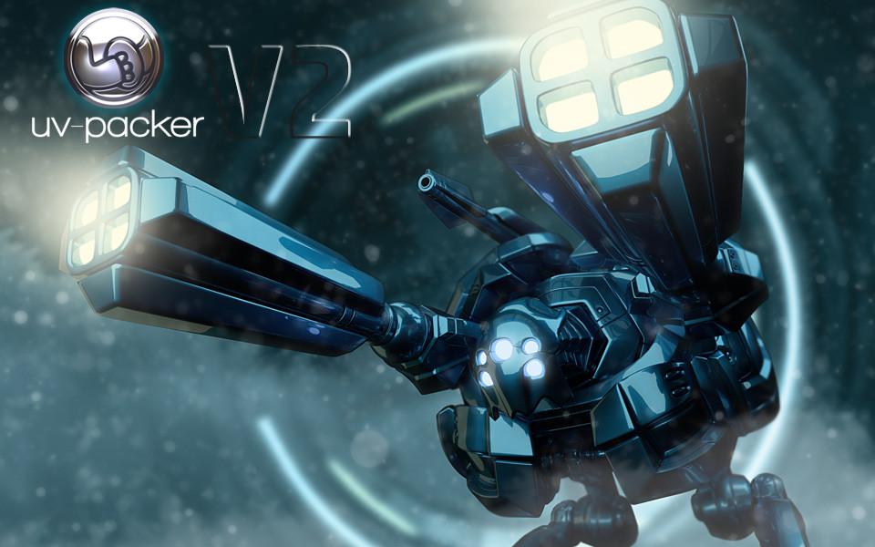 UV-Packer 2 has arrived!