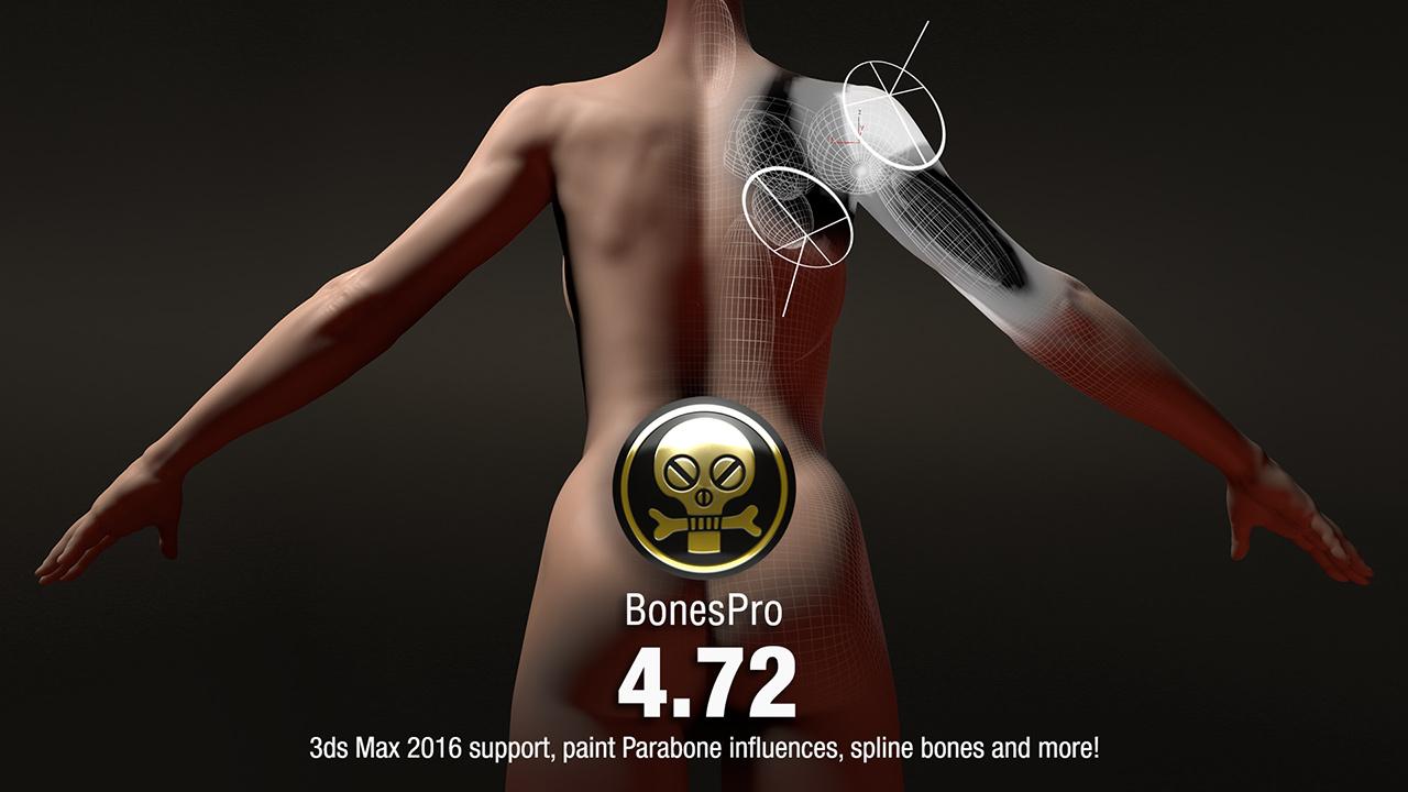 BonesPro 4.72 title