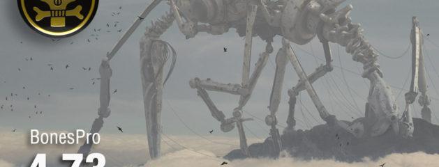 BonesPro 4.73.00 (3ds Max 2017)