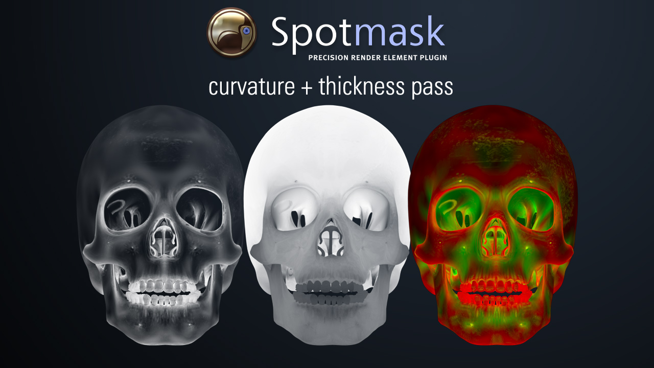 Spotmask 1.10 new features