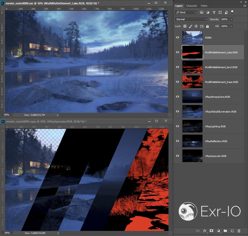 Exr-IO v 1.01 update release