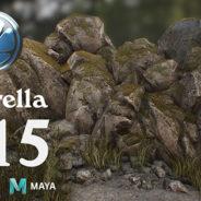 Unwrella for Maya 2018!