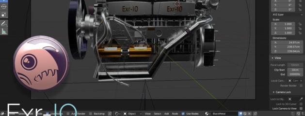 Exr-IO 1.04 released