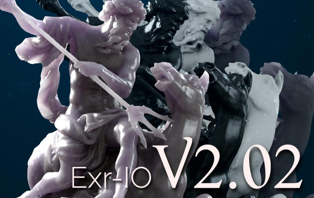 Exr-IO Version 2.02.00 Update