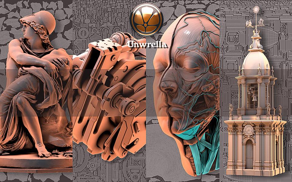 Unwrella 4 has come!